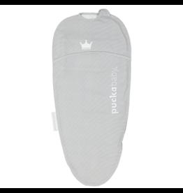 PuckaBaby Puckababy Original Piep 0-3m Grey Stripe
