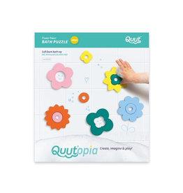 Quut Quutopia Bath Puzzle Flower Power