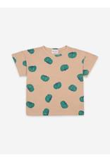 Bobo Choses Bobo Choses Tomatoes All Over Short Sleeve T-Shirt