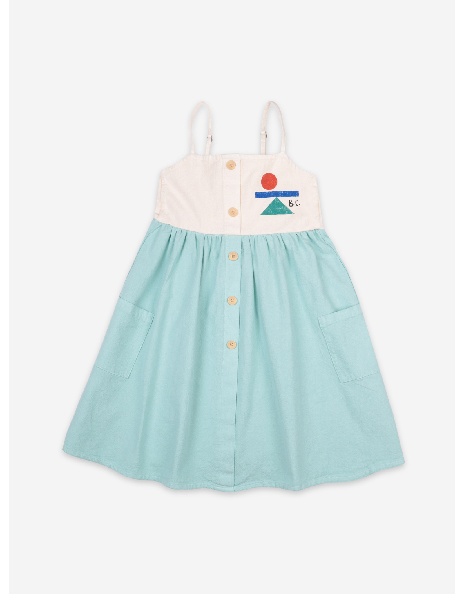 Bobo Choses Bobo Choses Balance Woven Dress