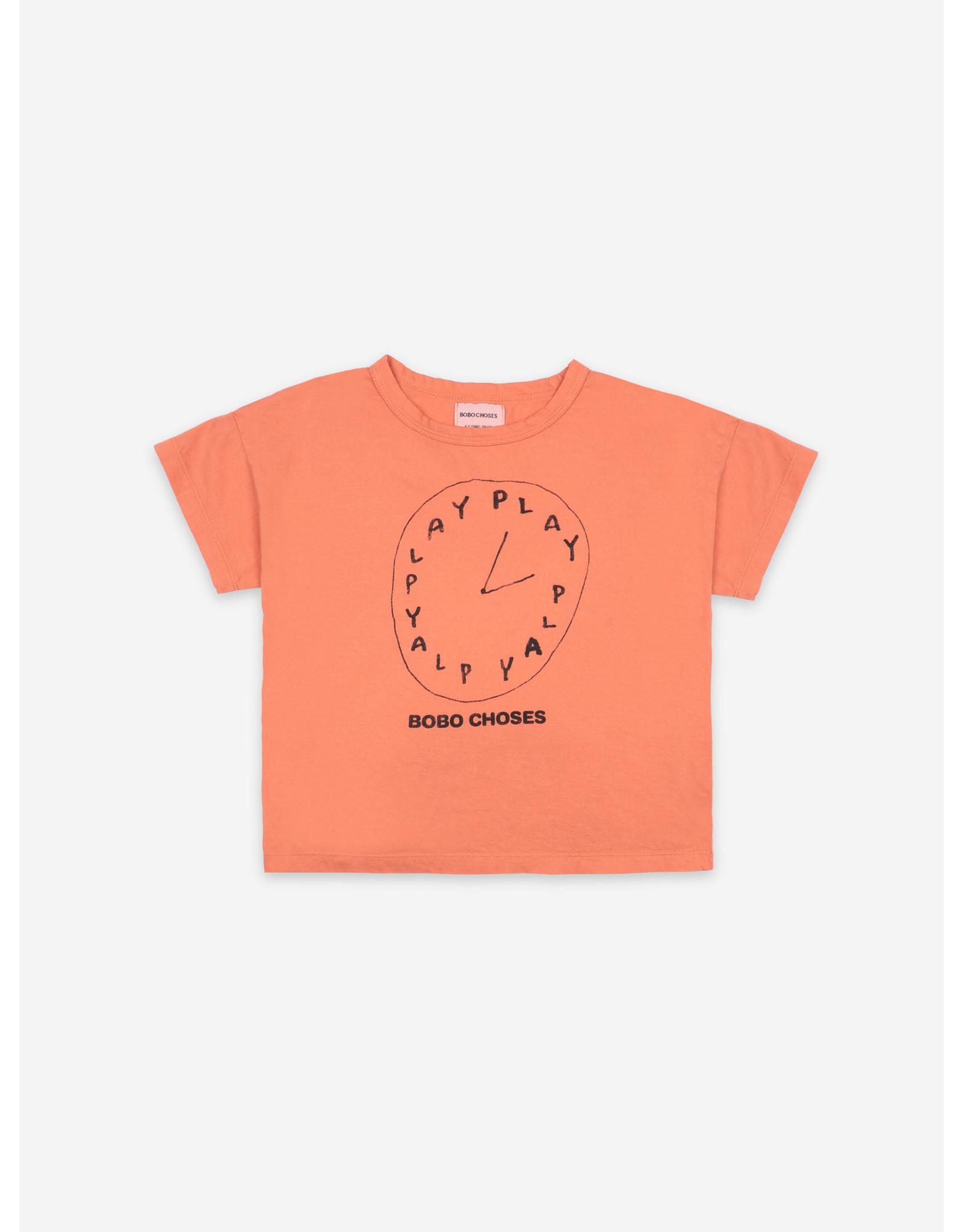 Bobo Choses Bobo Choses Playtime Short Sleeve T-shirt