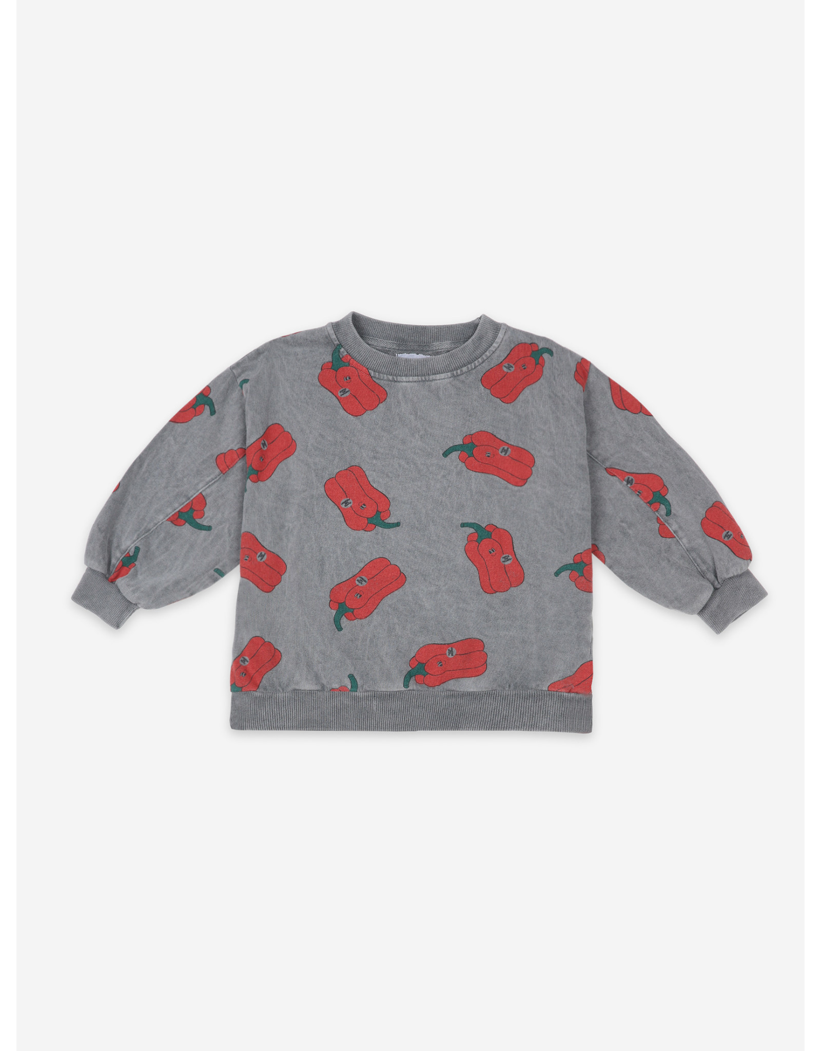 Bobo Choses Bobo Choses Vote For Pepper All Over Sweatshirt