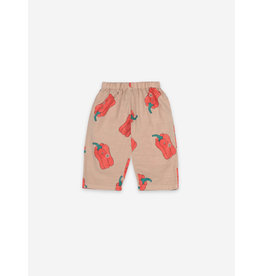 Bobo Choses Bobo Choses Vote For Pepper All Over Woven Trousers
