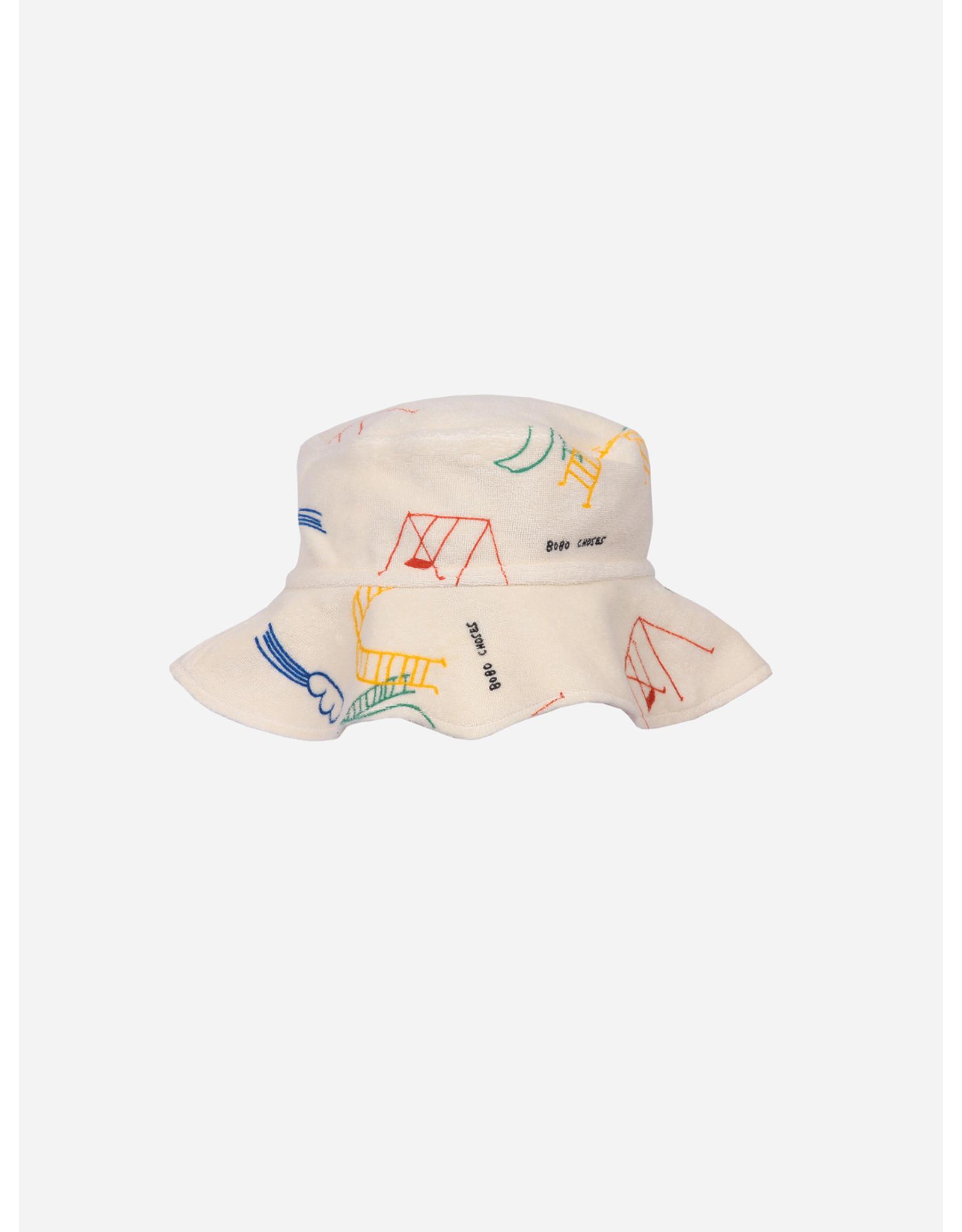 Bobo Choses Bobo Choses Playground All Over Hat