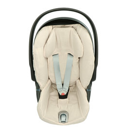 Heart of Gold Heart Of Gold Cybex Cloud Z I-size Carseat Cover Blossom