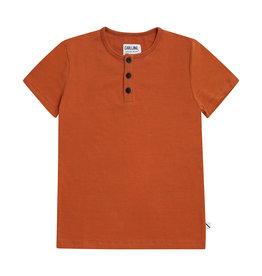 Carlijn Q Carlijn Q Basics - Henley Short Sleeves