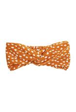 Carlijn Q Carlijn Q Golden Sparkles - Twisted Headband
