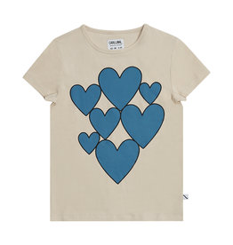 Carlijn Q Carlijn Q Hearts - T-shirt With Print