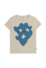Carlijn Q Carlijn Q Hearts - T-shirt With Print