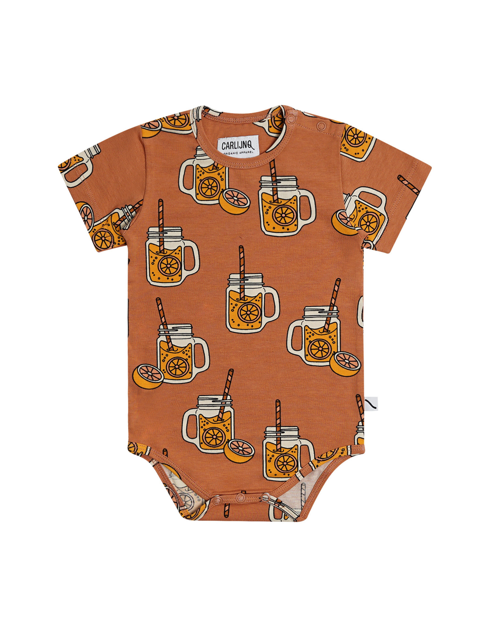 Carlijn Q Carlijn Q lemonade - Bodysuit Short Sleeve