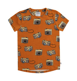 Carlijn Q Carlijn Q Photo Camera - Short Sleeve Dropback