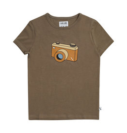 Carlijn Q Carlijn Q Photo Camera - T-shirt With Print