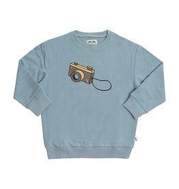Carlijn Q Carlijn Q Photo Camera - Sweater With Print