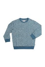 Carlijn Q Carlijn Q Petrol Sparkles - Sweater