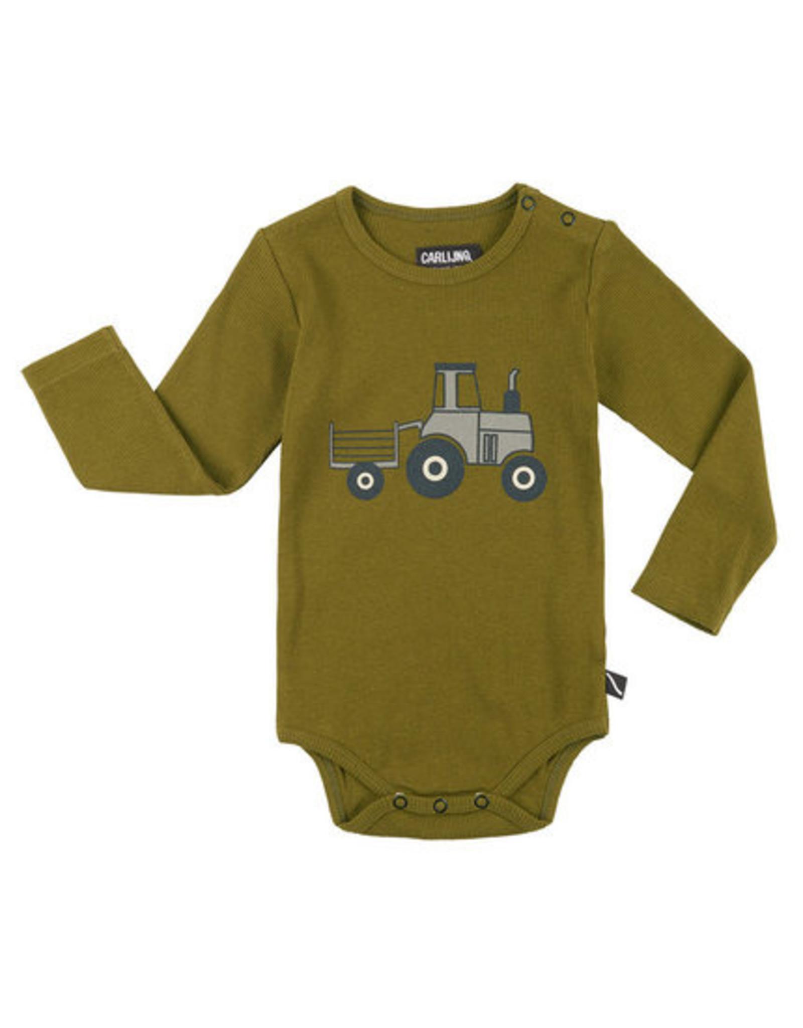 Carlijn Q CarlijnQ  tractor (1) bodysuit