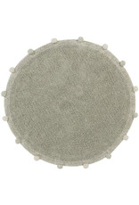 Lorena canals Lorena Canals Washable rug Bubbly Olive - Natural