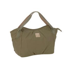 Lassig Lassig Green Label Twin Bag Triangle Olive