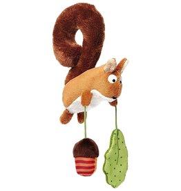 Sigikid Sigikid Textile Clip Squirrel
