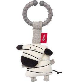 Sigikid Sigikid Textile Clip Baby Zebra@