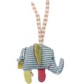 Sigikid Sigikid Textile Clip Elephant