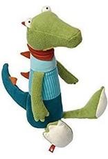 Sigikid Sigikid Patchwork Sweety Crocodile XL