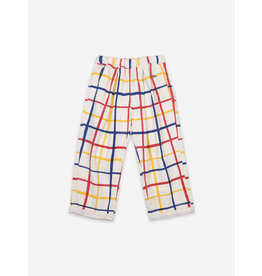 Bobo Choses Bobo Choses Multicolor Checkered Baggy Trousers