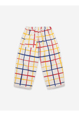 Bobo Choses Bobo Choses Multicolor Checkered Baggy Trousers