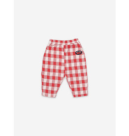 Bobo Choses Bobo Choses Vichy Jersey Trousers