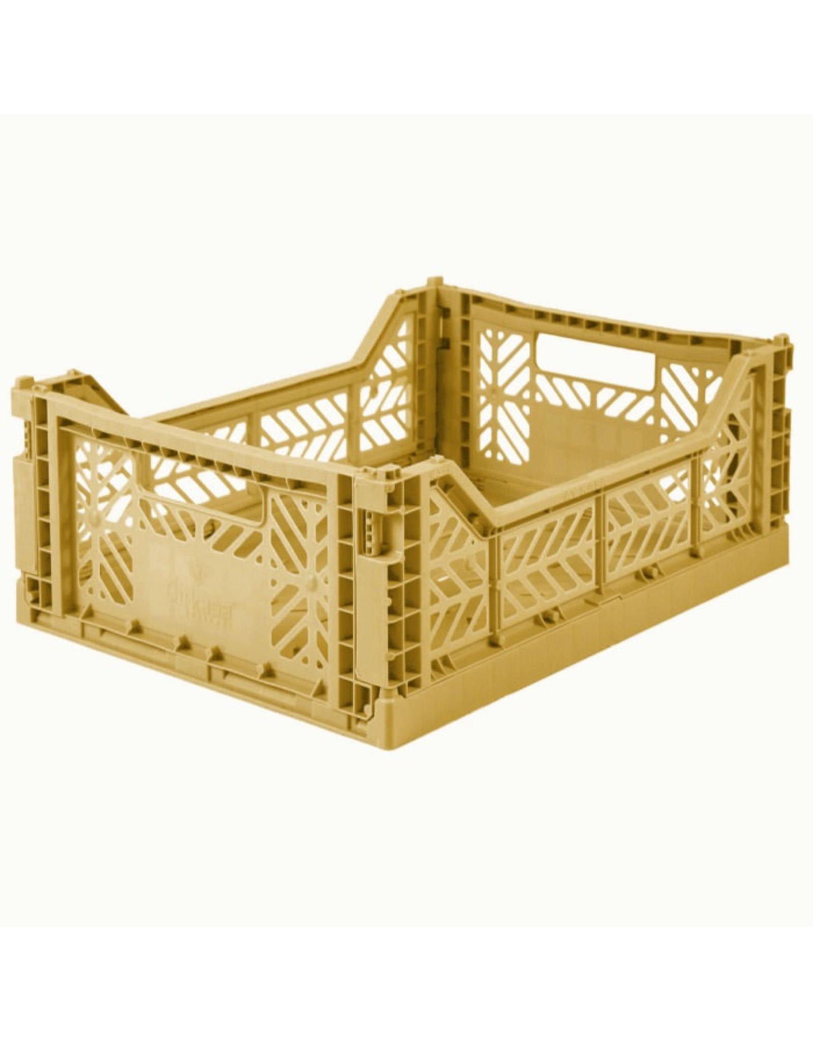 Ay-Kasa Aykasa Box - Midi - Gold