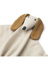 Liewood Agnete Cuddle Cloth - Dog Sandy