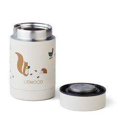 Liewood Nadja Food Jar - Friendship Sandy Mix
