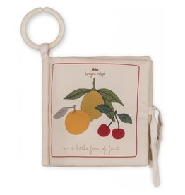 Konges Slojd Konges Slojd - Fabric Book - Fruit