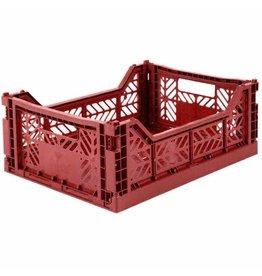Ay-Kasa Aykasa Box - Midi - Tile Red