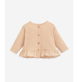 Play Up Play Up Jersey Cardigan EGG