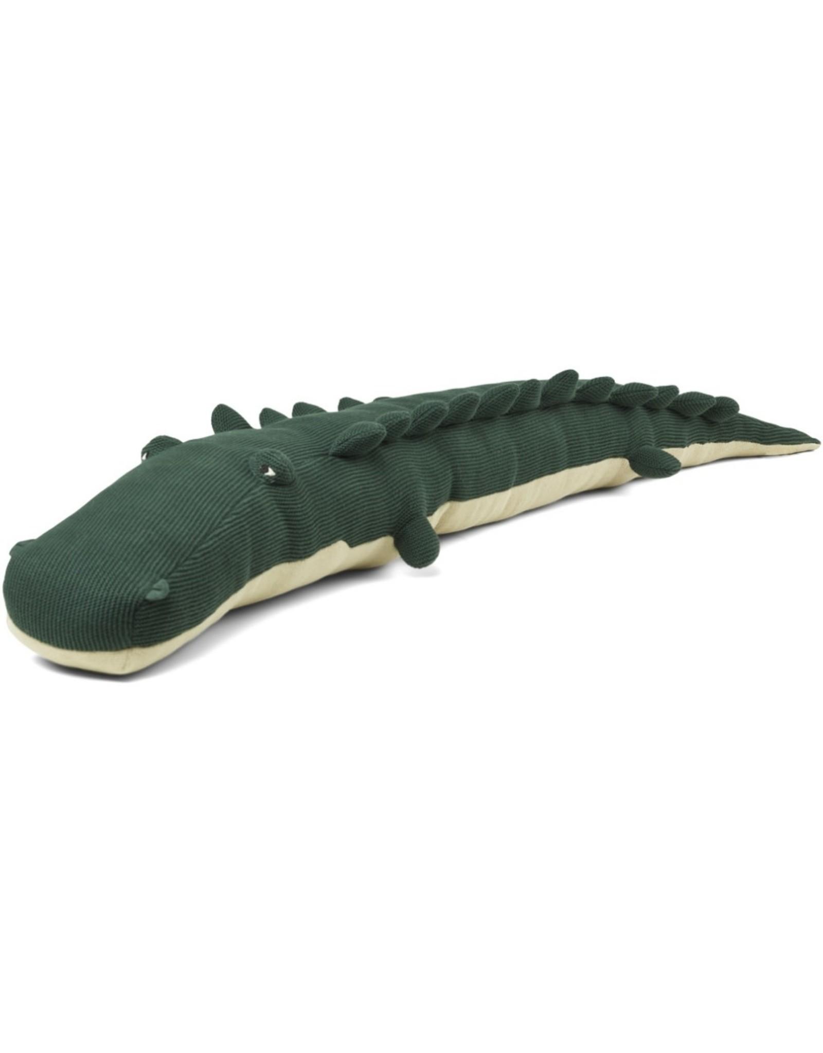 Liewood Carlos Crocodile - Crocodile Garden Green