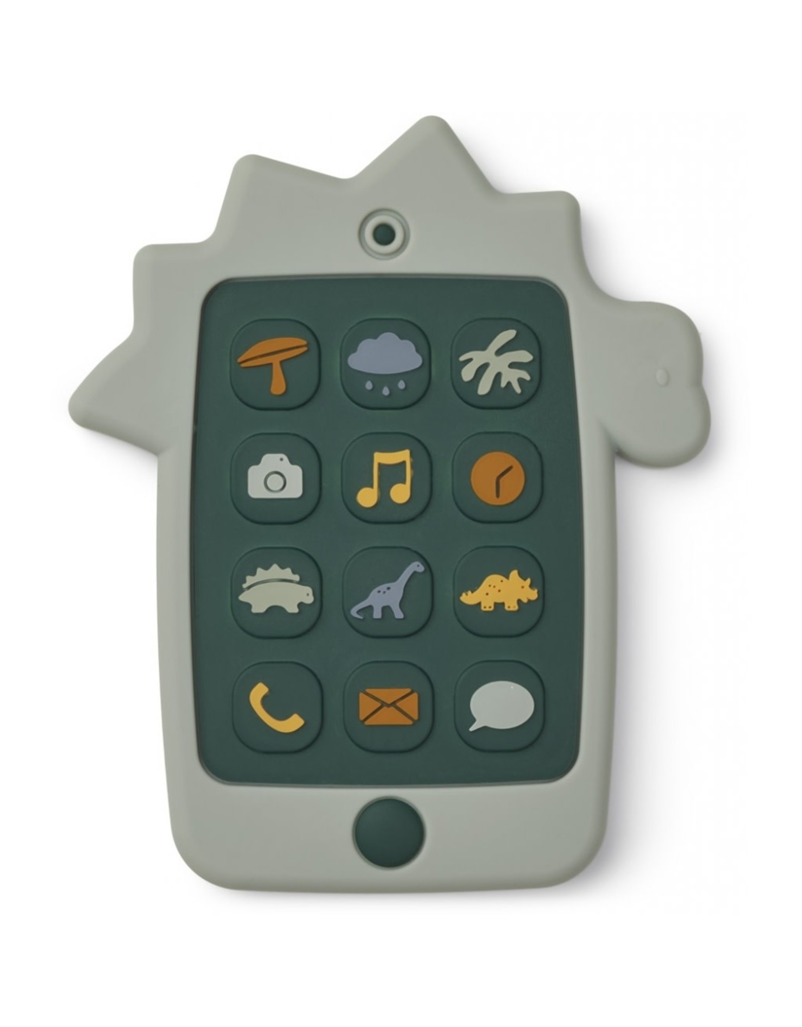 Liewood Thomas Mobile Phone - Dino Dove Blue