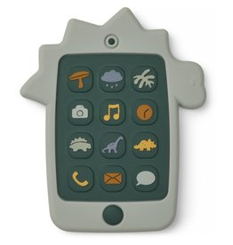 Liewood Thomas Mobile Phone - Dino Dove Blue