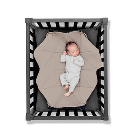 Hangloose Baby Hangloose Baby - babyhangmat / boxkleed - Gentle Sand