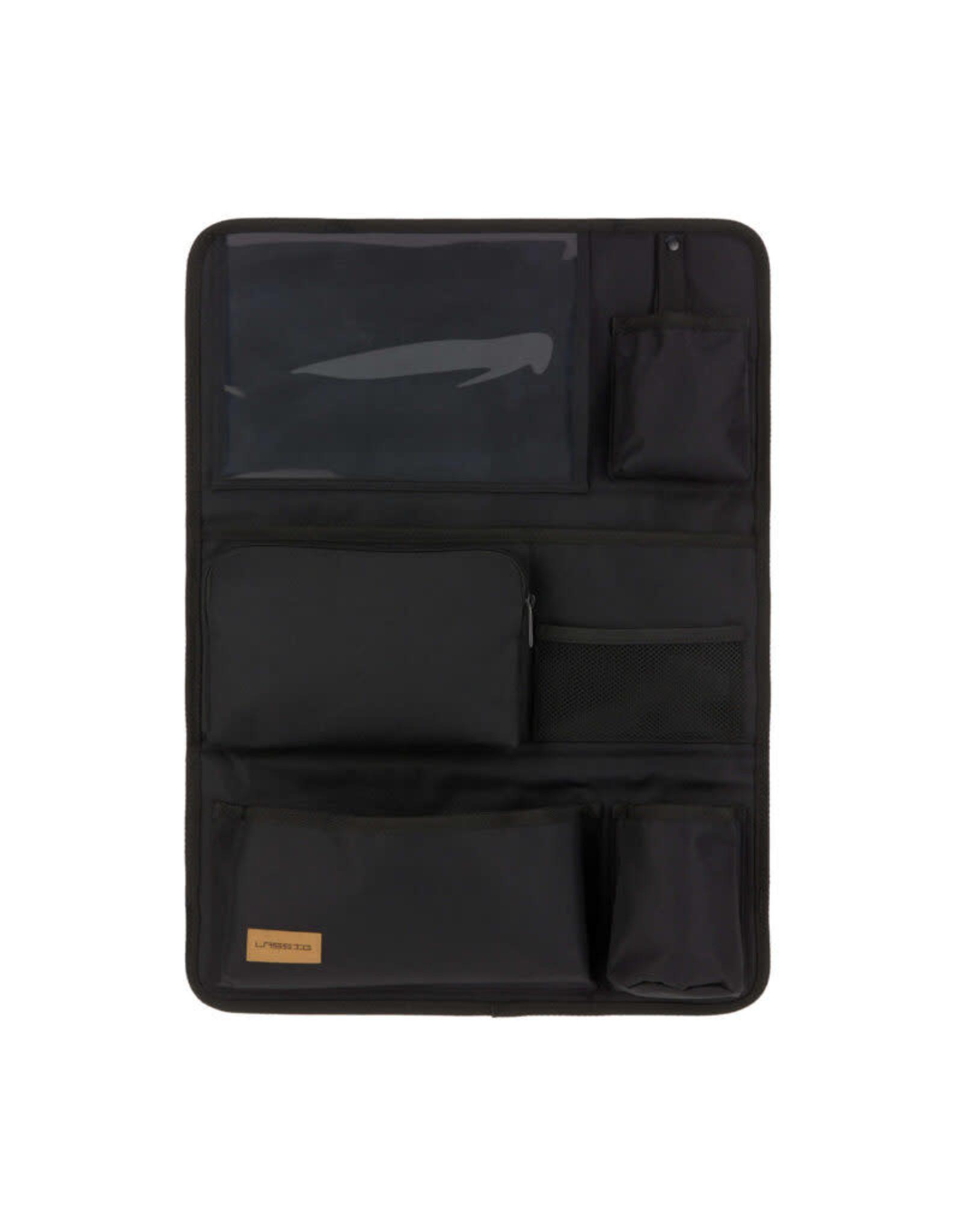 Lassig Lassig Car Wrap-to-Go, Black Edition