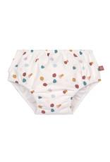 Lassig Lassig Swim Diaper Girls Spotted White