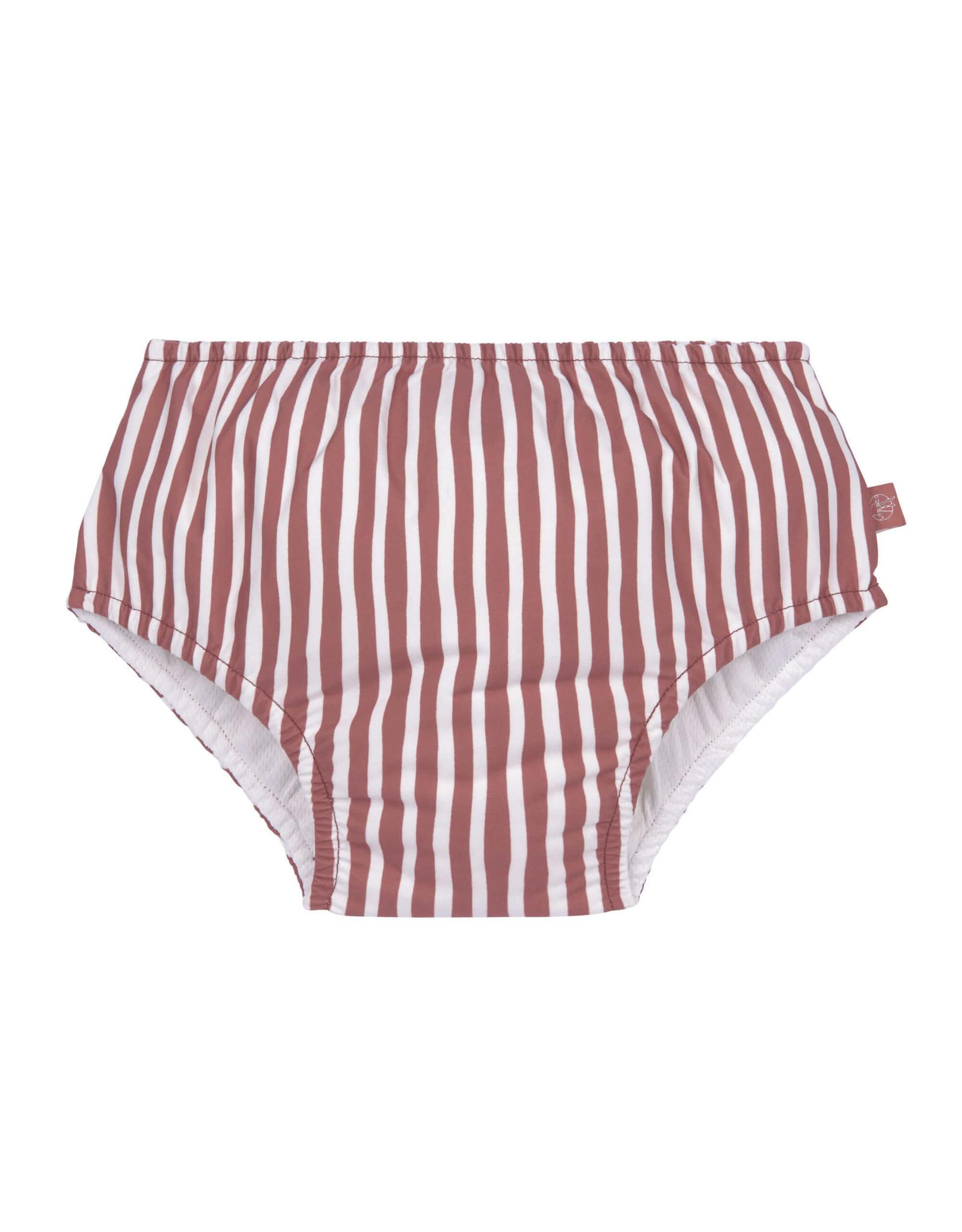 Lassig Lassig Swim Diaper Girl Stripes Red