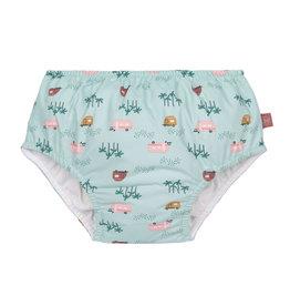 Lassig Lassig Swim Diaper Girl Caravan Mint