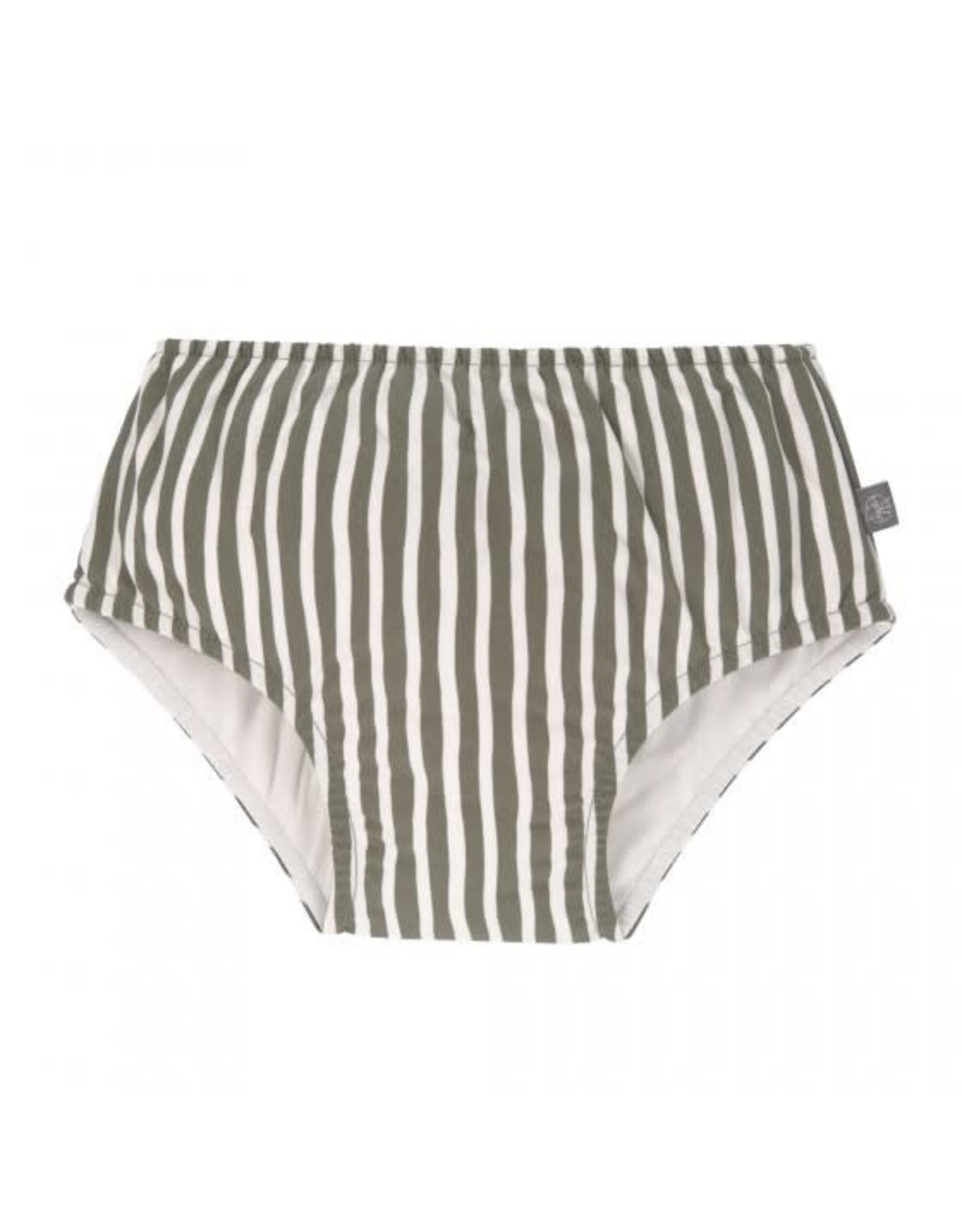 Lassig Lassig Swim Diaper Boys Stripes Olive