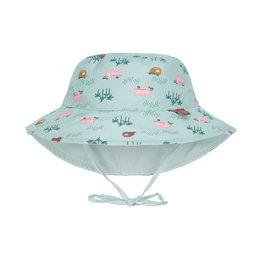 Lassig Lassig Sun Protection Bucket Hat Caravan Mint