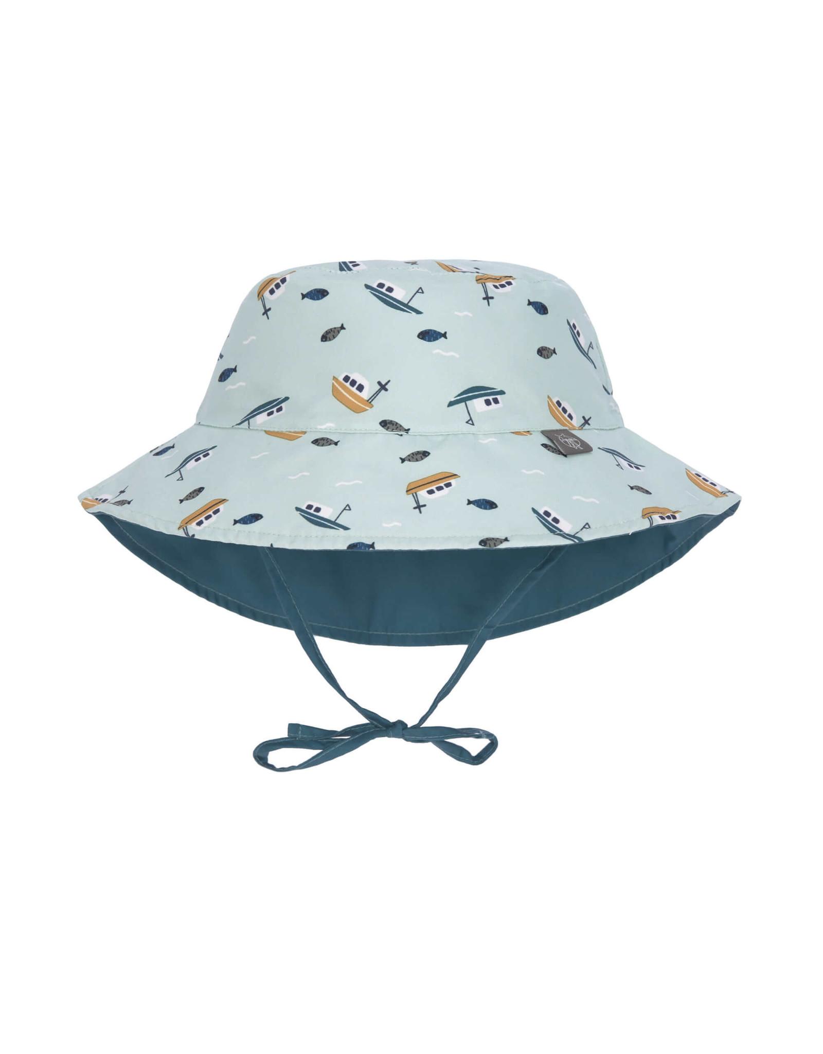Lassig Lassig Sun Protection Bucket Hat Boat Mint