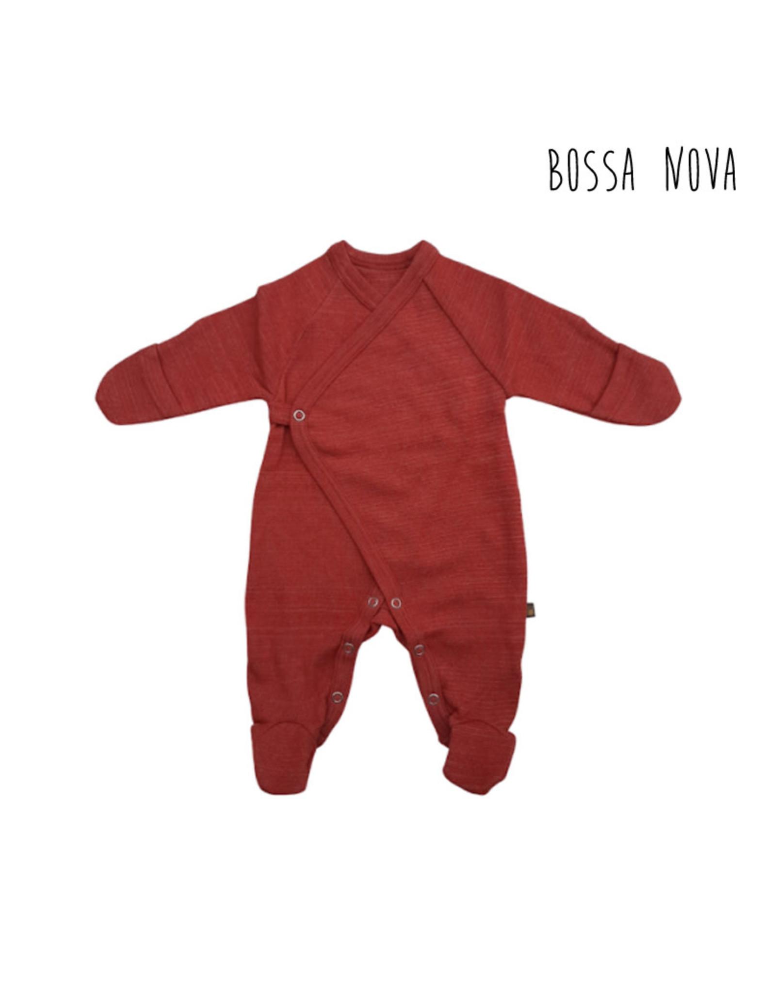 Forgaminnt Forgaminnt Pyjama met Voetjes (wrap) Bossa Nova 0-3m