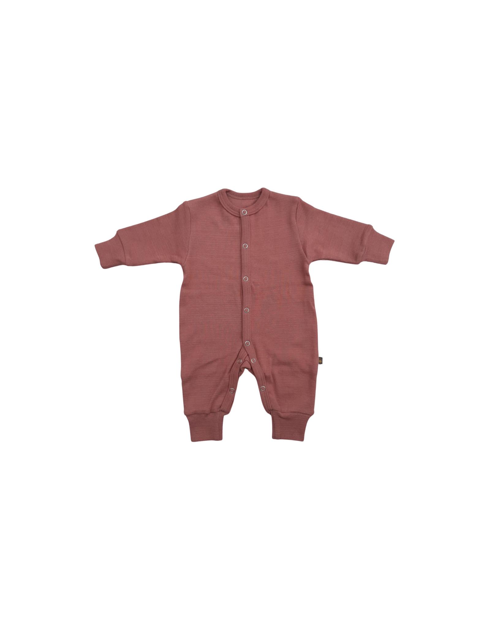 Forgaminnt Forgaminnt Pyjama Zonder Voetjes Ash Rose