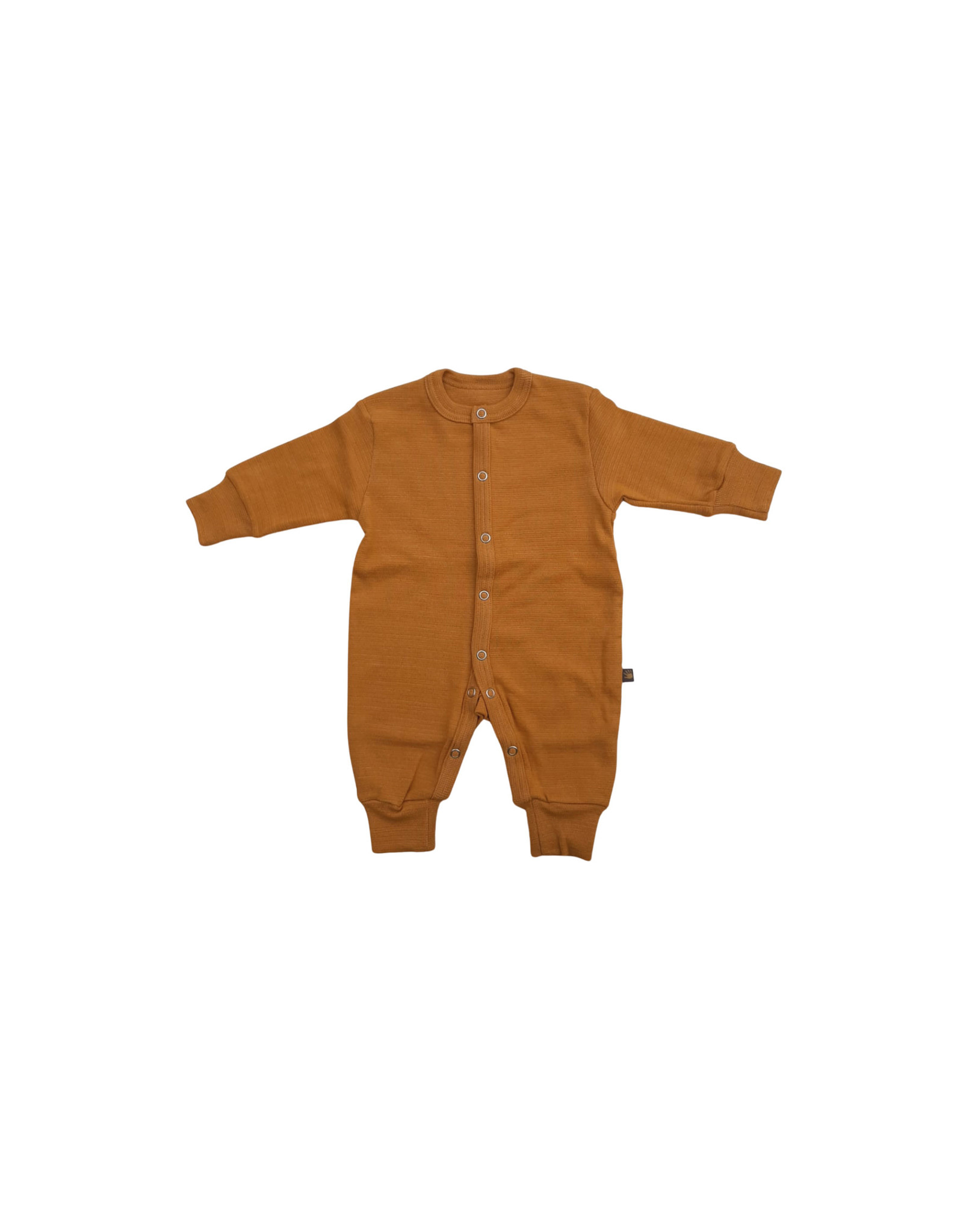 Forgaminnt Forgaminnt Pyjama Zonder Voetjes Mustard Sunset