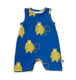 Onnolulu Onnolulu combishort Guust leopard jersey cotton