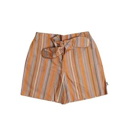 Carlijn Q Carlijn Q Multi color stripes - paperbag shorts